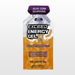 Exceed Energy Gel